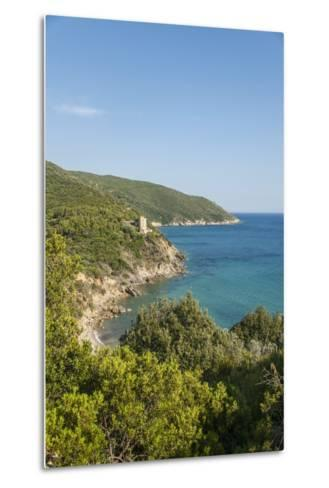Le Cannelle Beach-Guido Cozzi-Metal Print