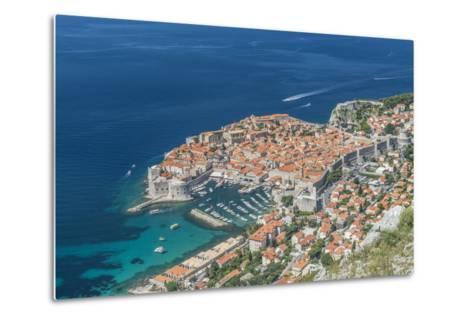 Dubrovnik-Rob Tilley-Metal Print