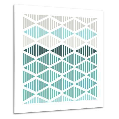 Tribal Arrows I-Nicole Ketchum-Metal Print