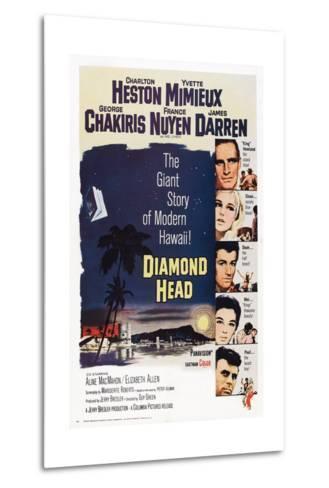 Diamond Head, 1963--Metal Print