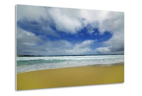 Beach Impression at Injidup-Frank Krahmer-Metal Print