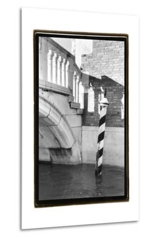 Hidden Passages, Venice VII-Laura Denardo-Metal Print