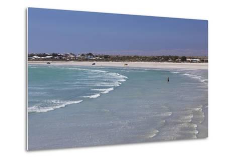 Australia, Yorke Peninsula, Wallaroo, Beach-Walter Bibikow-Metal Print