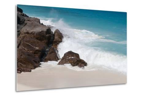 Anse Maquereau, Fregate Island, Seychelles-Sergio Pitamitz-Metal Print