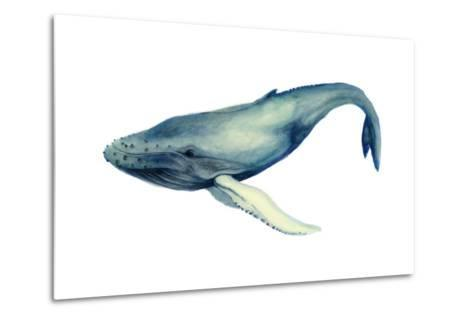 The Whale's Song I-Grace Popp-Metal Print