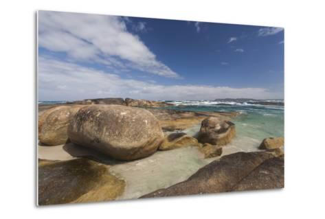 Southwest Australia, Denmark, Greens Pool-Walter Bibikow-Metal Print
