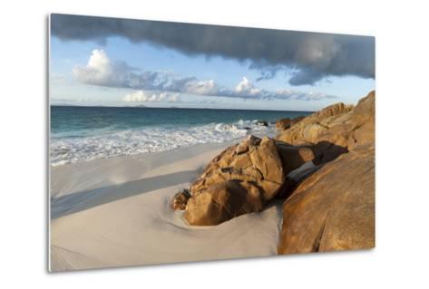 Anse Victorin, Fregate Island, Seychelles-Sergio Pitamitz-Metal Print
