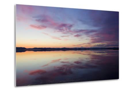 Seward Peninsula, Alaska, Safety Sound-Ken Archer-Metal Print