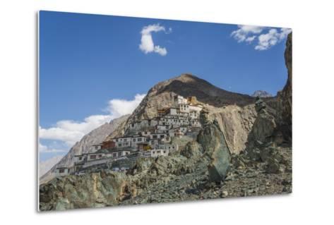 Diskit Monastery-Guido Cozzi-Metal Print
