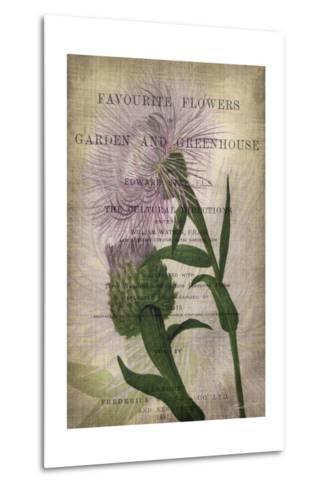 Favorite Flowers II-John Butler-Metal Print