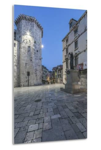 Split Old Town at Dawn-Rob Tilley-Metal Print