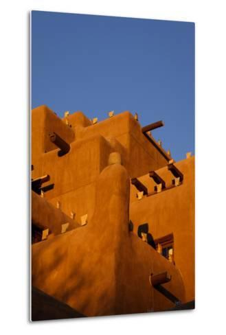 Inn at the Loretto, Santa Fe, New Mexico. USA-Julien McRoberts-Metal Print
