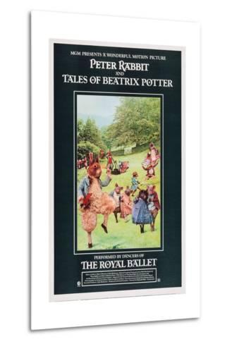 Tales of Beatrix Potter, 1971--Metal Print