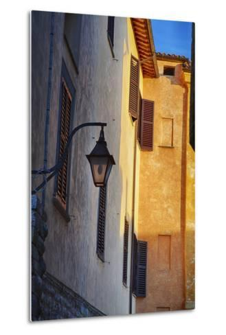 Building with Brick Architecture-Terry Eggers-Metal Print