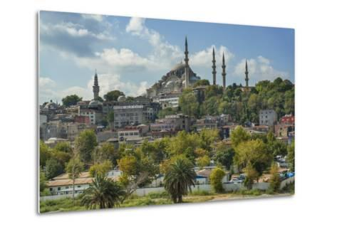 Suleymaniye Cami, Suleyman Mosque-Guido Cozzi-Metal Print