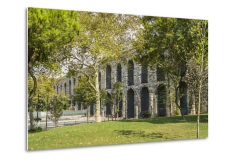 Valente Aqueduct-Guido Cozzi-Metal Print