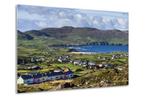 Allihies Copper Mine Trail, Beara Way, Beara, County Cork-Chris Hill-Metal Print