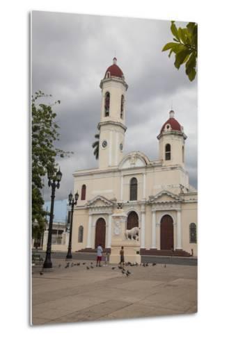 The Catedral De La Purisima Concepcion Built in 1869-Michael Lewis-Metal Print