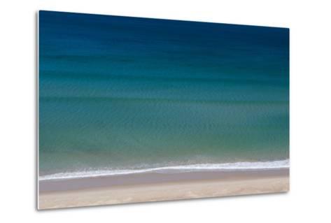 Australia, Fleurieu Peninsula, Port Willunga, Elevated Beach View-Walter Bibikow-Metal Print