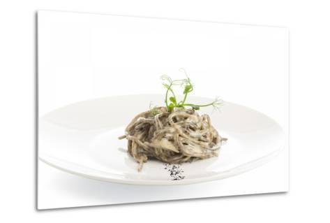 Gourmet Plate-Fabio Petroni-Metal Print