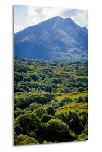 Looking over to Cana Mountains, Beara, County Kerry-Chris Hill-Metal Print