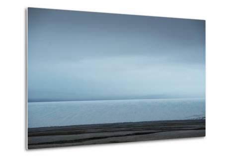 Auigstabutka Ice Along Western Coast of Nordaustlandet, Svalbard, Norway-Michael Melford-Metal Print
