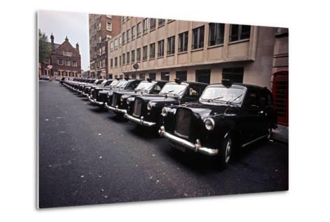 THE LE GARSMEUR LONDON PHOTOGRAPHS-Alain Le Garsmeur-Metal Print