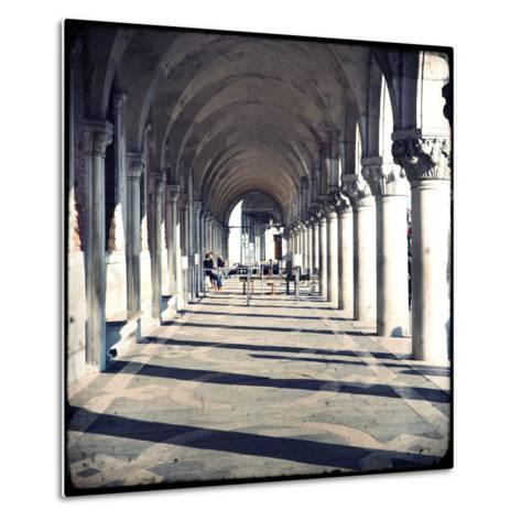 Venice, Italy-lachris77-Metal Print