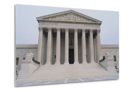 US Supreme Court-DLILLC-Metal Print