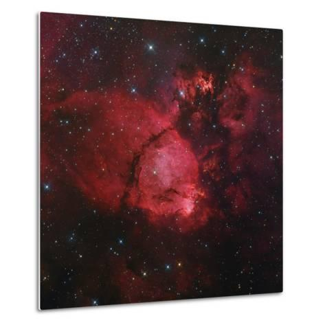 Ngc 896 in the Heart Nebula in Cassiopeia--Metal Print