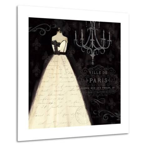 French Couture I-Emily Adams-Metal Print