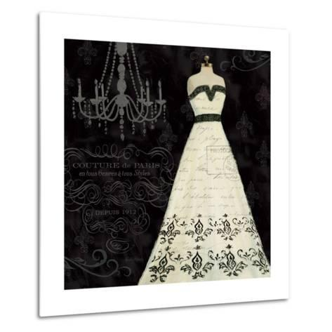 French Couture II-Emily Adams-Metal Print