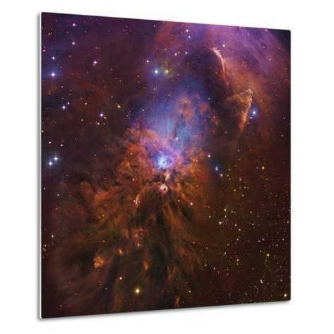 Ngc 1999, Bright Reflection Nebula in Orion--Metal Print