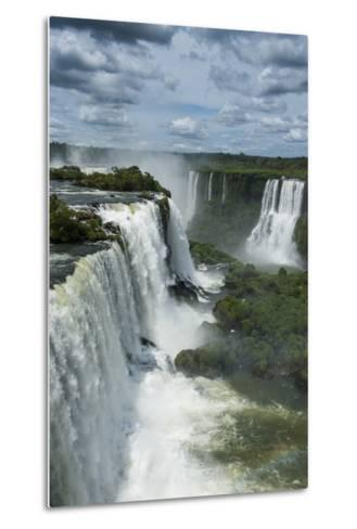 Foz De Iguazu (Iguacu Falls)-Michael Runkel-Metal Print