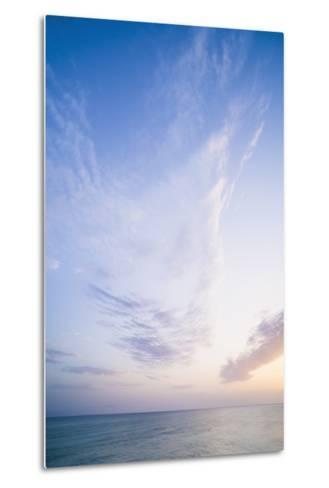 Sunset in Sicily-Matthew Williams-Ellis-Metal Print