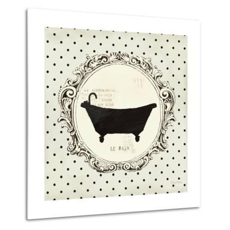 Cartouche Bath-Emily Adams-Metal Print