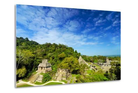 Palenque View-jkraft5-Metal Print