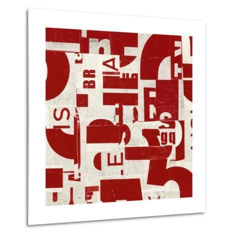 Systematic-JB Hall-Metal Print