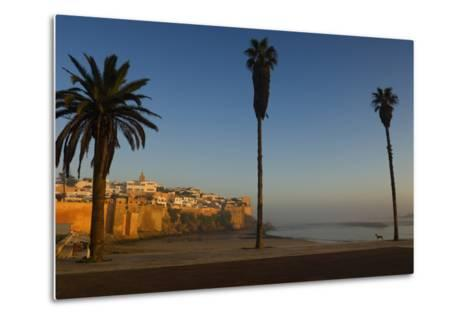 Kasbah Des Oudaias, Rabat-Design Pics Inc-Metal Print