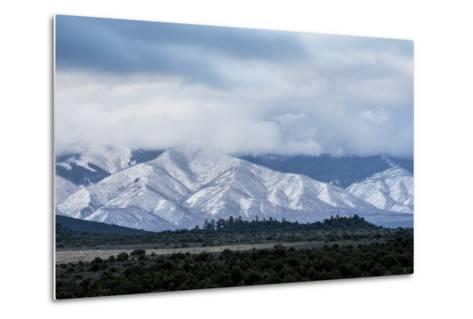 The Columbine Hondo Proposed Wilderness in the High Sangre De Cristo Mountain Range-Michael Melford-Metal Print
