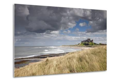Bamburgh Castle; Northumberland, England-Design Pics Inc-Metal Print