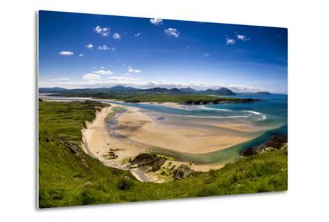Five Finger Strand in Donegal, Ireland-Chris Hill-Metal Print