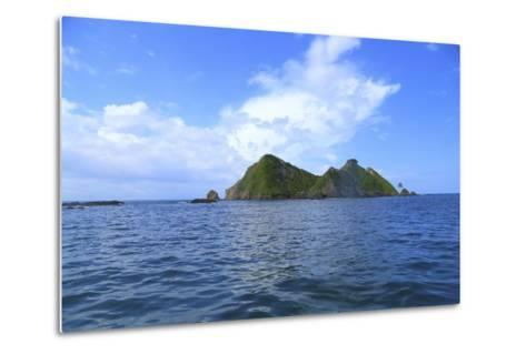 The Coast between Dominical and Uvita.-Stefano Amantini-Metal Print