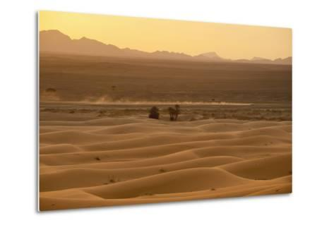 Merzouga, Morocco-Design Pics Inc-Metal Print