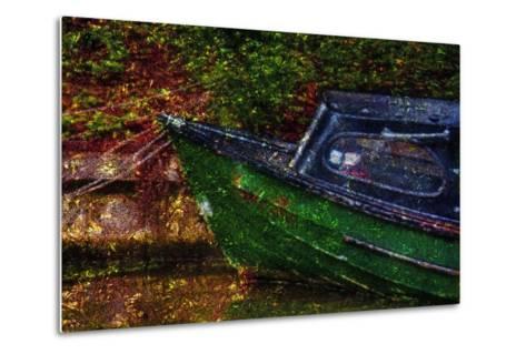 Boat-Andr? Burian-Metal Print