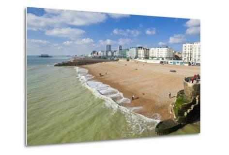 The Seafront-Neale Clark-Metal Print