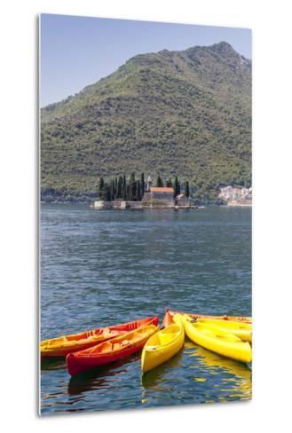 View of St. George Island-Charlie Harding-Metal Print