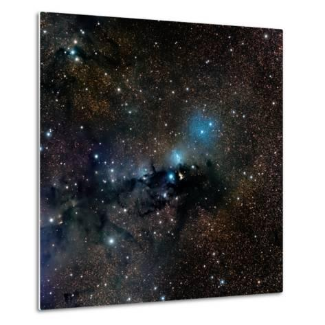 Vdb 123 Reflection Nebula in the Constellation Serpens--Metal Print