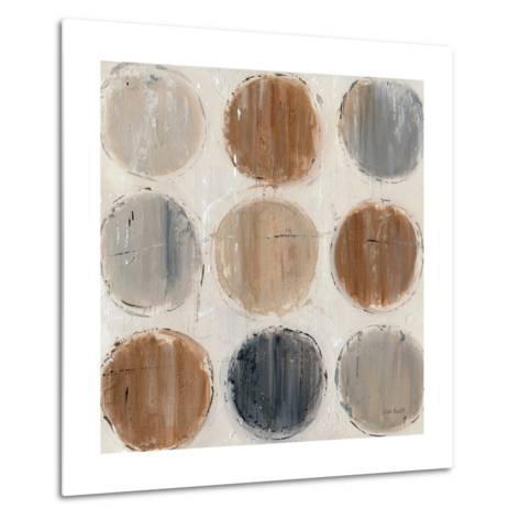 Abstract Balance VIII-Lisa Audit-Metal Print