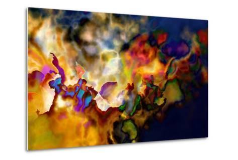 Fiery-Ursula Abresch-Metal Print